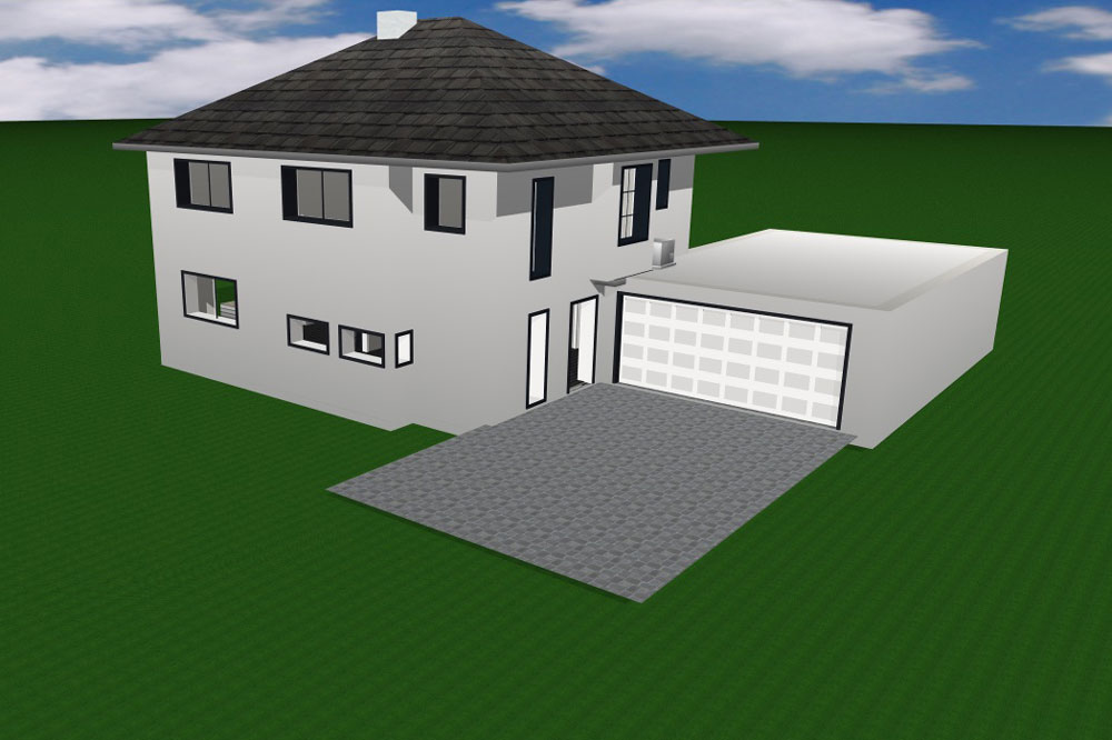 Planung - Unser Bausatzhaus
